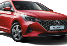 HYUNDAI ACCENT 2021 NEW